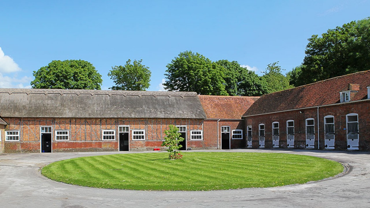 Whitsbury Manor Stables